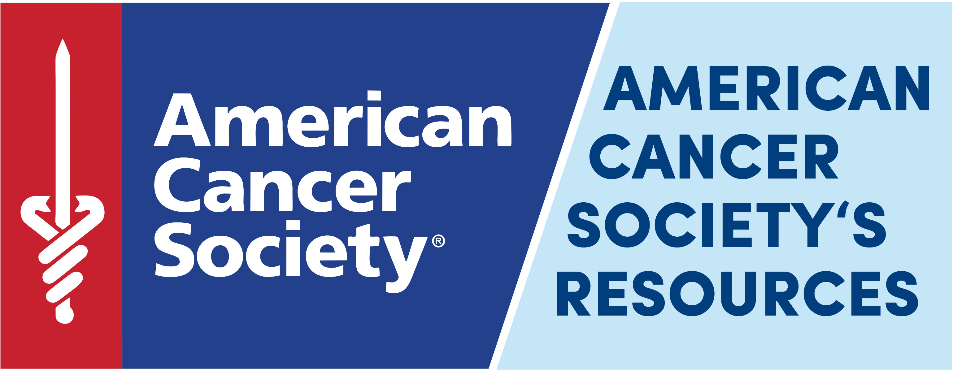 American Cancer Society's Resources