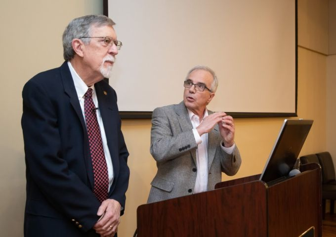 USA Microbiology and Immunology Honor Retiring Faculty