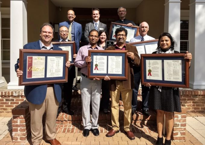 Usa Faculty Honored At Luncheon