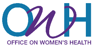Office on Women's Health Logo