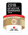 2018 American Heart Association Gold Plus Stroke