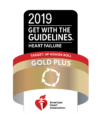 2019 American Heart Association Gold Plus Heart Failure
